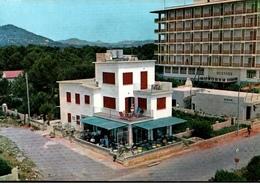 !  Alte Ansichtskarte, Mallorca, Cala Millor, Snack Bar - Mallorca