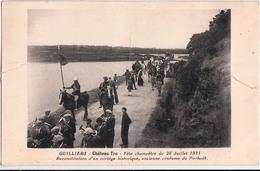 GUILLIERS-CHATEAU TROO-FETE CHAMPETRE DU 26 JUILLET 1931 - France