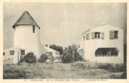 BARBATRE ILE DE NOIRMOUTIER LE MOULIN DU BOURG - Noirmoutier