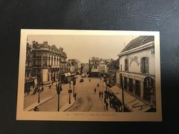 76 - TROYES Place De L'Hotel De Ville - Troyes