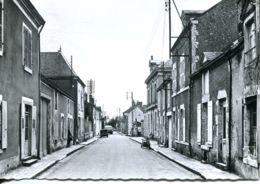 N°378 T -cpsm Avaray -rue Principale- - Sonstige Gemeinden