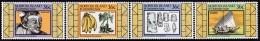 Norfolk Island 1986 European Occupation Sc 397-400 Mint Never Hinged - Ile Norfolk