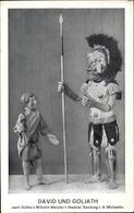 Cp David Und Goliath, Nach Göthe's Wilhelm Meister, Marionetten Theater Baden-Baden - Jeux Et Jouets