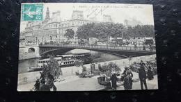 85 - PARIS - Le Pont D'Arcole Et L'Hôtel De Ville - Ponti