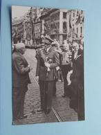 De KONING / Le ROI De Belgique > BOUDEWIJN - BAUDOUIN 19?? ( Voir / Zie Photo ) Format +/- 11 X 17,5 Cm. - Beroemde Personen