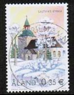 2002 Aland  M 212 Saltvik Church Used. - Ålandinseln