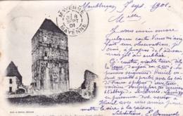 03 - Allier - MONTLUCON - Donjon D Huriel  Dit La Toque -  Carte Precurseur - Montlucon
