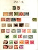 25940 B - EGYPTE - Sellos