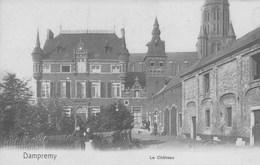 Dampremy. Le Château. NELS N°29---scan - Belgique