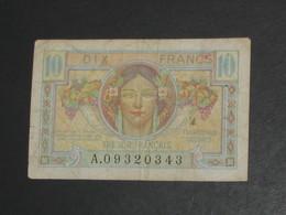 10 Francs 1947 - Trésor Francais - Territoires Occupés  **** EN ACHAT IMMEDIAT **** - Tesoro
