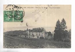 63 - ARLANC - Château De Mons - Vue D' Ensemble - Francia