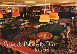 PALAVAS-les-FLOTS - Casino - Tous Les Jeux : Roulette, Black Jack... - Palavas Les Flots