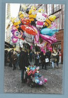 1 - Rouen - CPM - Ballons Rue Du Gros-Horloge - - Rouen