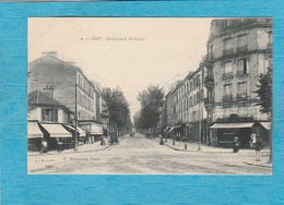Issy-lès-Moulineaux ( Hauts-de-Seine ). - Boulevard Voltaire. - Issy Les Moulineaux