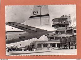 AEROPORT DE PARIS LE BOURGET  SUPER DC6 DE UTA - Aéroports De Paris