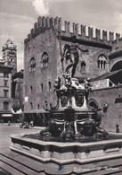 Bologna (Emilia R.) Fontana E Statua Del Nettuno, Nettuno Fountain, Fontaine De Nettuno - Bologna