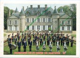 SAINT DENIS DE GASTINES HARMONIE EN TENUE NAPOLEONIENNE - Autres Communes
