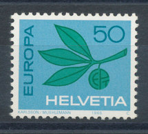 Suisse N°758** Europa 1965 - Switzerland