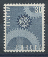 Suisse N°783** Europa 1967 - Switzerland