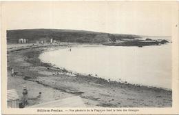 Billiers Penlan - Vue Generale De La Plage Au Fond La Baie Des Granges - Rare Et Unique Sur Delcampe - Other Municipalities