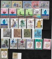 Petit Lot Grande-Bretagne Dont Thématiques  MNH - Collections