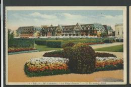 Calvados , Deauville , La Plage Fleury , Le Normandie Hotel - Deauville