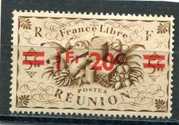 REUNION  N°  255 *  (Y&T)  (Charnière) - Réunion (1852-1975)