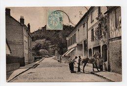 - CPA LA BOUILLE (76) - Entrée Du Bourg (avec Maréchal-ferrant) - Photo Neurdein 289 - - La Bouille