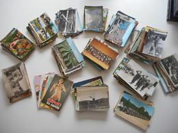 GROS LOT DE CP SM MAJORITE FRANCE , THEMES, FANTAISIE, LOT DE 3,8 Kilos, TOUS LES SCANS - 100 - 499 Cartes