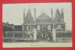 64 Aydie Villa Comassous Animée 410 Habitants En 1900 Dos Scanné éditeur Non Précisé - France