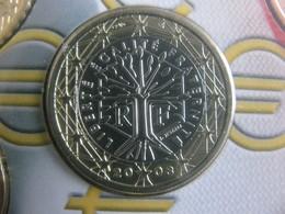 FRANCE 1 € Issue Du BU 2003 : Prix 6,50 € ( Tirage Seulement En BU Et BE) - Francia