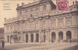 Torino, Palazzo Carignano - Palazzo Carignano
