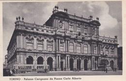 Torino, Palazzo Carignano, Tramway - Palazzo Carignano
