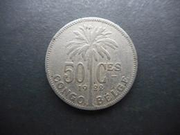 Belgian Congo 50 Centimes 1922 - Congo (Belga) & Ruanda-Urundi