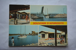 PORT LEUCATE-Aphrodite Village-le Centre Commercial,le Bateau Promenade-naturistes - Francia