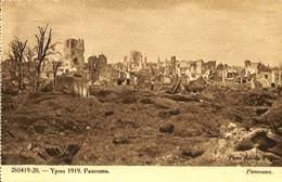 CPA - Belgique - Ieper - Ypres - 1919 - Panorama - Ieper