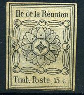 Reunión  Nº 1a. Año 1852 - Isola Di Rèunion (1852-1975)