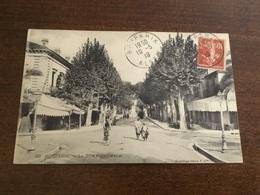 Boufarik La Rue Principale - Algérie