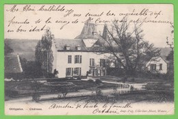 OTTIGNIES   -   Château - Ottignies-Louvain-la-Neuve