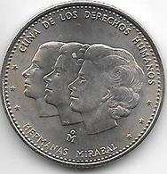 *dominican Republic 25 Centavo 1984  Km 61.1  Unc - Dominicana