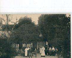 16 - Le Gond Près Angoulême : Hôtel De La Truite Saumonée - Façade Du Jardin - France