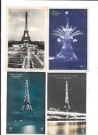 11315 - Lot De 12 CPA De La TOUR EIFFEL, PARIS - Tour Eiffel