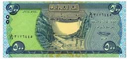 IRAQ 500 DINARS 2018 Pick New Unc - Iraq