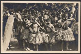 Carte Photo Du Congo - C. Zagourski : L'afrique Qui Disparaît N°129 A.E.F. Fête De Circoncision / Neuve. Très Bon état ! - Belgisch-Kongo - Sonstige