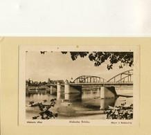LITHUANIA  Kaunas, Aleksoto Tiltas - Litauen
