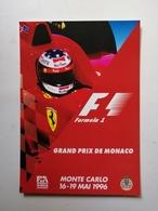 Grand Prix De Monaco 1996 - Sonstige