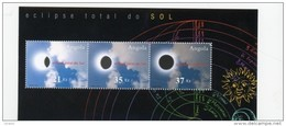 Angola-2002Eclipse Totale Du Soleil-YT B104***MNH***MNH - Angola