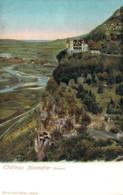 74 HAUTE SAVOIE  Le Chateau Monnetier à SALEVE Carte Précurseur - Otros Municipios