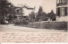 273334Bussum, Heerenstraat (poststempel 1900) - Bussum