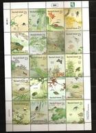 Marshall 2002 N° 1583 / 602 ** Insectes, Coléoptères, Araignées, Coccinelle, Fourmi, Libellule Papillon Cigale Mécoptère - Marshall